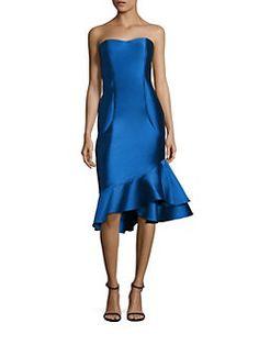 Sachin & Babi - Cleo Strapless Dress