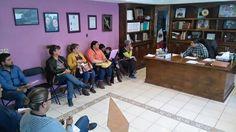 Chacho Valles se reúne con directores de escuelas | El Puntero