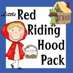123 Homeschool 4 Me: FREE Preschool Worksheet: Little Red Riding Hood Free Preschool, Preschool Themes, Preschool Lessons, Preschool Kindergarten, Preschool Colors, Pre K Worksheets, Preschool Worksheets, Preschool Printables, Free Printables