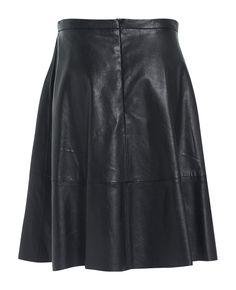 Girl's Leatherette Skirt - Bardot Junior