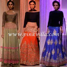 Lakme Fashion Week Winter/ Festive 2013 : Manish Malhotra showcase | PINKVILLA