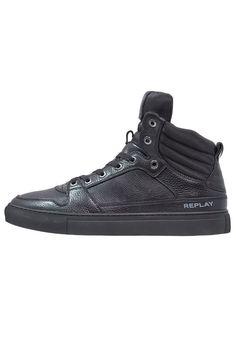 musthave Replay  DOTHAN Sneakers hoog black (zwart)