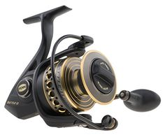Penn Battle II Spinning Reels are taking the fishing world by storm! Get your Penn Battle II Spinning Reel at J&H Tackle. Saltwater Fishing Gear, Saltwater Reels, Surf Fishing, Fishing Tackle, Fishing Tips, Bass Fishing, Fishing Stuff, Fishing Knots, Trout Fishing