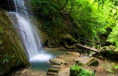 Istočna Srbija - vodopad Ripljaka, planina Ozren
