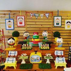 Turma da Mônica toy! ❤ #festapersonalizada #decoracaopersonalizada #Festamenino #turmadamonica #turmadamonicatoy #festalindaa
