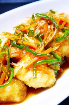 Visit the post for more. Tofu Recipes, Wine Recipes, Asian Recipes, Vegetarian Recipes, Cooking Recipes, Easy Cooking, Healthy Cooking, Japanese Dishes, Japanese Food