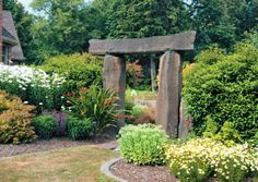 WSHG.NET | The Garden of Rhonda and Steve Edwards — A Dream Come True | Featured, For The Garden | June 2, 2014 | WestSound Home & Garden