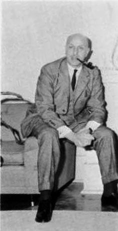 1959: Prof. Ernest Becker-Colonna | Ohio Northern University