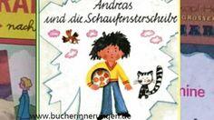 Andreas und die Schaufensterscheibe von Rosemarie und Horst Miethe