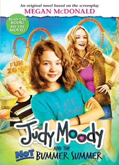 Judy Moody and the Not Bummer Summer by Megan McDonald. E-book 9780763654504 / Ages 6-9