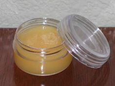 Apple Cider Honey Lip Balm