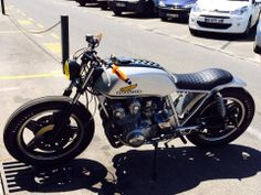 Pure Motorcycles Project : Honda 750 Bol d'or.