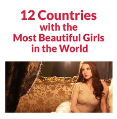 12 Countries with the Most Beautiful Girls in the World The Most Beautiful Girl, Beautiful Homes, Decor Interior Design, Countries, Nice Houses