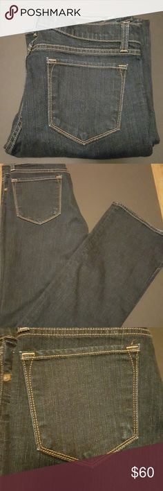 J brand 818 ink wash bootleg jeans These j brand 818 ink wash bootleg jeans are in excellent used condition they are 98% cotton and 2% spandex see pictures for Wash Detail made in California USA cut 1981 J Brand Jeans Boot Cut