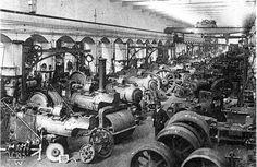 Ruston Proctor Steam Engine Erecting Shop