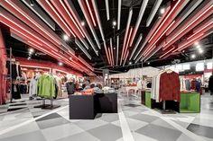 Tayler multi-label concept by Kplus Konzept, Leipzig – Germany » Retail Design Blog