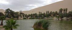 Oasis Huacachina Peru