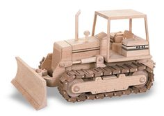 PATTERNS & KITS :: Construction :: 63 - The Dozer -