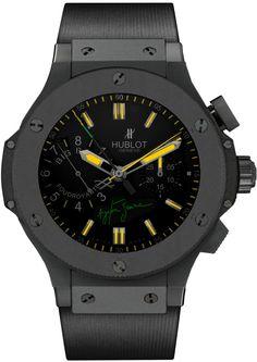 Hublot Big Bang Ayrton Senna Mens Watch Model: 315.CI.1129.RX.AES09