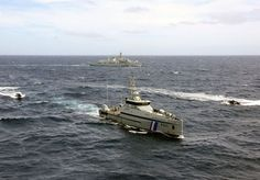 Royal Navy's Plymouth based frigate, HMS Portland, has worked with the Cape Verde Coast Guard to strengthen bonds with the Atlantic islanders and help prevent the illegal flow of drugs. Description from pinterest.com. I searched for this on bing.com/images