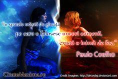 """""""In spatele mastii de gheata pe care o folosesc uneori oamenii, exista o inima de foc.""""  #CitatImagine de Paulo Coelho  Iti place acest #citat? ♥Like♥ si ♥Share♥ cu prietenii tai.  #CitateImagini: #Viata #Oameni #Prefecatorie #Gheata #Aparente #PauloCoelho #romania #quotes  Vezi mai multe #citate pe http://citatemaxime.ro/"""