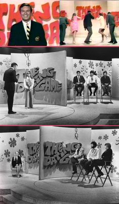 The Dating Game, hosted by Jim Lange, first aired on ABC on December 20, 1965.