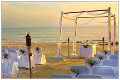#AllINeed is a gorgeous wedding celebration! In love with this beach wedding, amazing setting