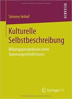 Kulturelle Selbstbeschreibung PDF