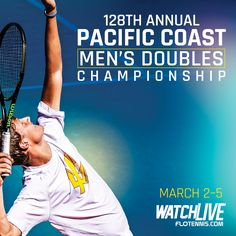 For the first time ever, all Pacific Coast Double matches will be live streamed and can be viewed online via a link on #LJBTC.com! #PCD  http://www.ljbtc.com/