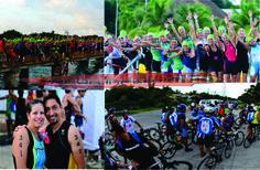 64 pa�ses presentes en el Ford Ironman Cozumel 2014