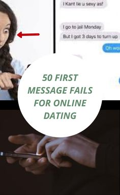 Ever since humans started forming relationships, dating has been an awkward, awkward, awkward experience. But since the rise of online dating, things have really gone crazy. 50 #first #message #fails #for #online #dating