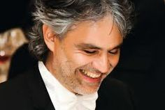 Andrea Bocelli -- Favorite, The Prayer. Makes me have goose bumps and I also tearful at the same time. SOOO glorious.
