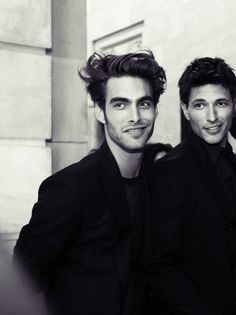 Jon Kortajarena & Andres Velencoso. The double dating opportunities are running hot!