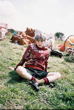 Suga - #방탄소년단 Concept Photo 2 #화양연화 #YoungForever