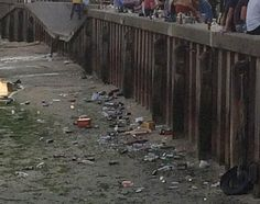 "UNDERAGE drinkers ""must be tackled"" after leaving empty bottles and assorted litter strewn across beaches over the bank holiday weekend,…"