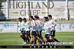 Entrenamiento de la Sub20 en Puebla #soccer #seleccionmexicana #mexico #futbol #sports