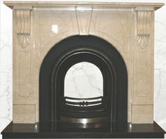Victorian Arch Fireplaces Fireplaces Victorian Arch Marble