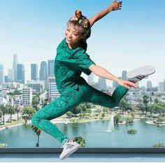 Adidas clothes Green