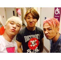 Seungri, Daesung & Taeyang