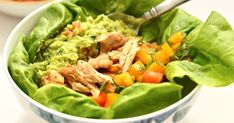 Pure and Simple Nourishment : Burrito Bowl Date Night Recipe and Paleo Takeout Review (Gluten Free, Paleo)