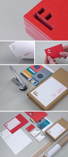 DIY! -DIECUT tips and tricks (letterhead/bc/identity/package)