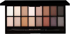 Makeup Revolution Iconic Pro 1 Eyeshadow Palette