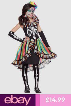 Fancy Dress Adult Creepy Zombie Clown Costume Sexy Scary Jester Ladies Halloween Fancy Dress StraßEnpreis Clothes, Shoes & Accessories