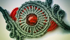 Here is another bracelet tutorial for you you will need about 18 x 1m of 1mm cord seedbeads in 9/0 or 8/0 a 10mm bead with a core big enough to string it on ...