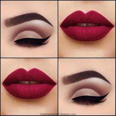 Eye is a must in any girl's makeup repertoire - Make Up 2019 Makeup Goals, Makeup Inspo, Makeup Inspiration, Makeup Hacks, Makeup Tips, Beauty Makeup, Makeup Ideas, Makeup Tutorials, Makeup Meme