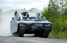 The Global Combat Systems sector of Britain's BAE Systems will reveal the new Armadillo concept of its CV90 armored combat vehicle family at the Eurosatory 2010 trade show outside Paris. A glimpse of the CV90 Armadillo, which BAE Systems will unveil later this month at Eurosatory 2010. (BAE SYSTEMS) The latest iteration in a vehicle line that has won more than 1,100 orders