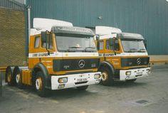 Mercedes Benz SK 2429