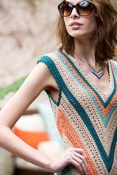 Ravelry: Seaside Dress by Moon Eldridge