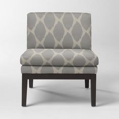 Upholstered Slipper Chair | west elm