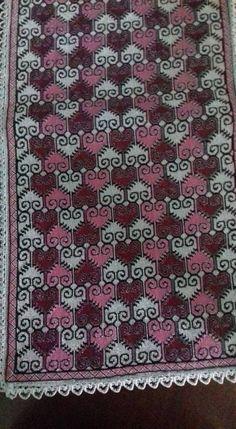 Knitting Needles, Cross Stitch Embroidery, Needlepoint, Diy Crafts, My Love, Fabrics, Rugs, Dots, Cross Stitch